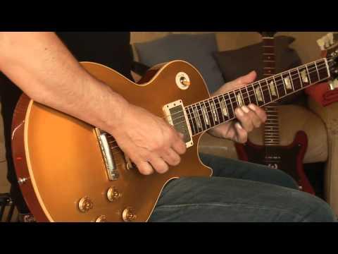 No2: 2012 Gibson Les Paul Custom Shop Lee Roy Parnell Signature 1957 Reissue Goldtop Part4