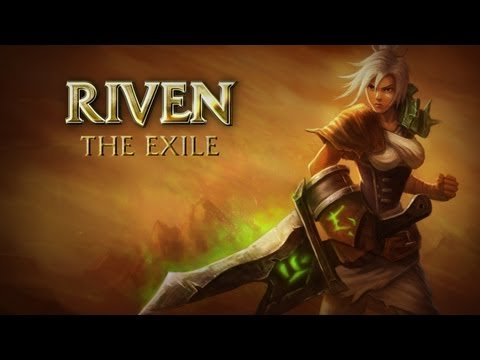 Riven Champion Spotlight Music Videos