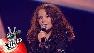 Emma - '2002'   Halve Finale   The Voice Kids   VTM