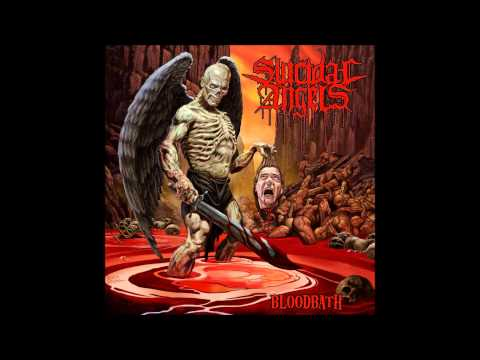 Suicidal Angels - Chaos The Curse Burning Inside