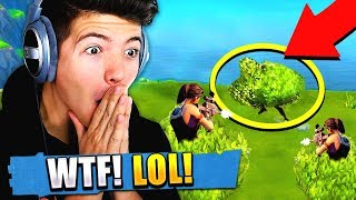 WE DIED LAUGHING AT THIS!! - Fortnite: Battle Royale
