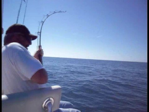 Wrightsville Beach Fishing Amberjack VIDEO