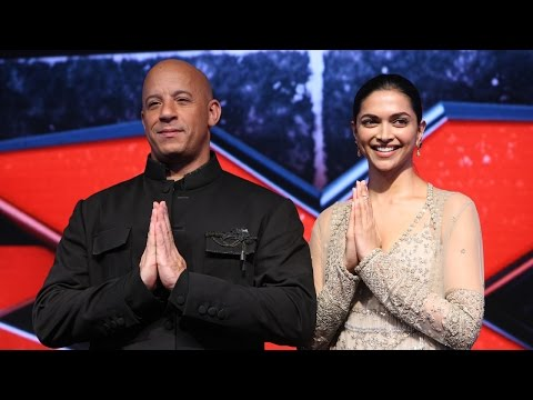 xXx: The Return of Xander Cage Movie - Press Conference | Vin Diesel, Deepika Padukone