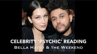 BELLA HADID & THE WKND - RELATIONSHIP READING