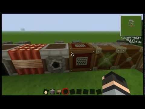 Texture Pack Minecraft 1.7.2 '' Sphax Pure BD craft '' Review en Español
