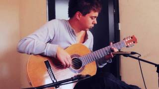 Iron Maiden - Dance Of Death (acoustic) - Thomas Zwijsen