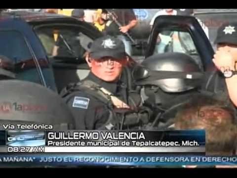 Ciro Gómez Leyva, Entrevista A Guillermo Valencia.hermanos Farías Me Levantaron Por Mi Regreso video