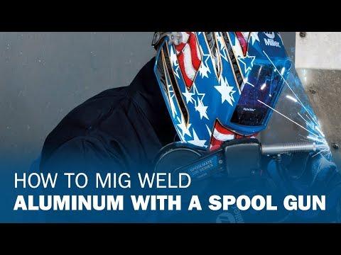 Miller Millermatic MIG Welders - Aluminum Welding
