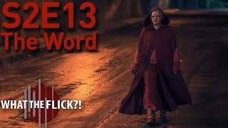 'The Handmaid's Tale' Season 2 Episode 13 FINALE REVIEW!
