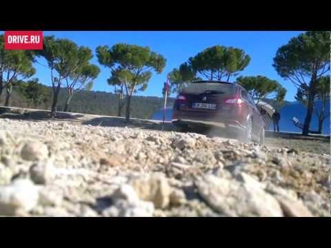 2012 Peugeot 508 RXH — Бездорожье