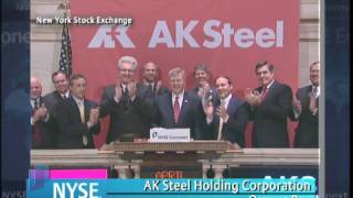 5 April 2010 AK Steel Holding Corporation Celebrates 15th Anniversary of Listing on the NYSE