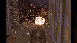 Quake X (Original Xbox Homebrew) - XLink Kai (7.4.32 Beta) Online Gameplay