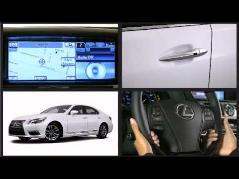 2013 Lexus LS 460 Video