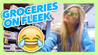 ADVENTURE OF A LIFETIME (at the grocery store) 😂 | iJustine