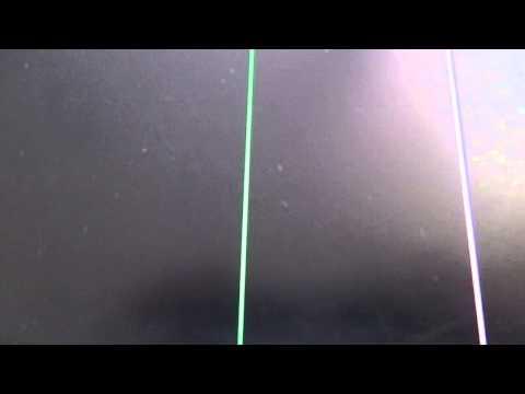 Problema con Monitor Lineas Verticales