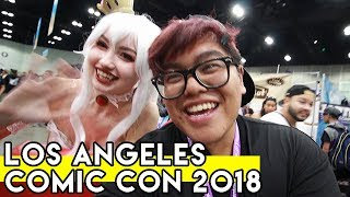 THIS IS NOT ANIME EXPO | Los Angeles Comic Con 2018