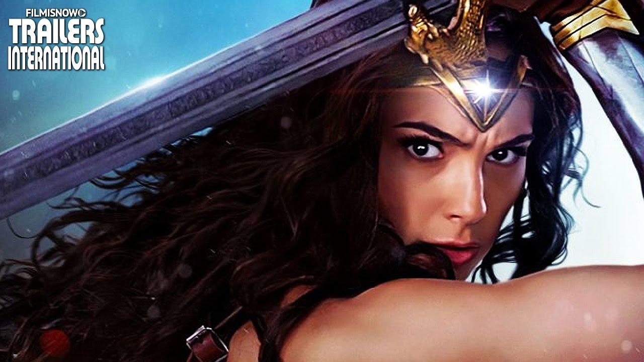 Mulher-Maravilha entra em ação em novo trailer