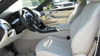 New 2019 BMW 8 Series Raleigh For-Sale, NC #W908417