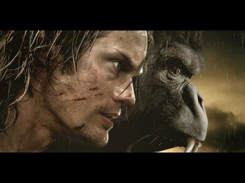 Alexander Skarsgard Says Tarzan Was The Original Superhero | CinemaCon