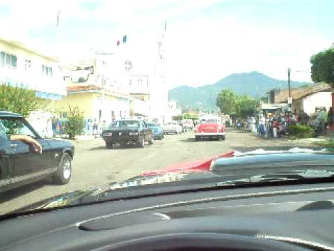 16 de septiembre 2008, club de carros deportivos de tangancicuaro