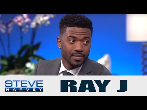 Ray J Talks About Police Incident || STEVE HARVEY
