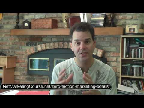 Zero Friction Marketing Bonus - Auto Content For CPA Cash Method
