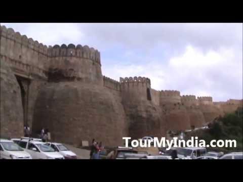 Kumbhalgarh Fort Rajasthan: Rajasthan Travel & Tourism