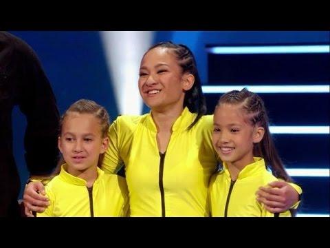 Spectaculaire show van de Karate Girls!  - HOLLAND'S GOT TALENT