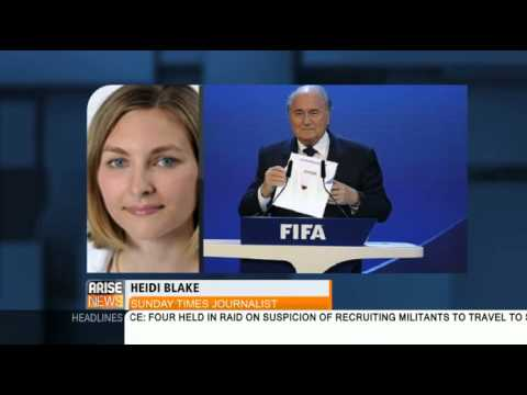 Stefano Lucatell: Fifa in bribery row over the Qatar World Cup bid