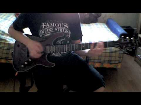 A Day To Remember - The Downfall Of Us All Guitar Cover