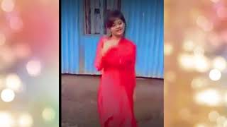 Bangladeshi school girl dance | Village girls dance