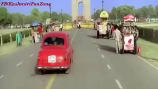 Rawalakot funny vedio car driver
