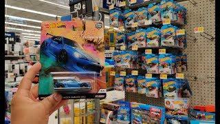 Hot Wheels Hunting Walmart - 2019 Street Tuners + MBX SuperFast mix 2