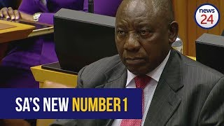ANALYSIS FROM PARLIAMENT: Ramaphosa elected SA'S President