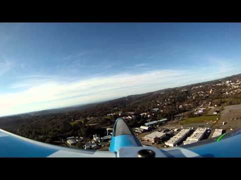 First RC soaring video