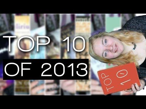 Die BESTEN 10 Bücher Aus 2013