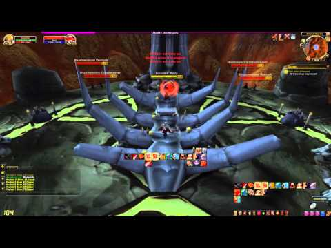 World of Warcraft Quest: The Altar Of Storms