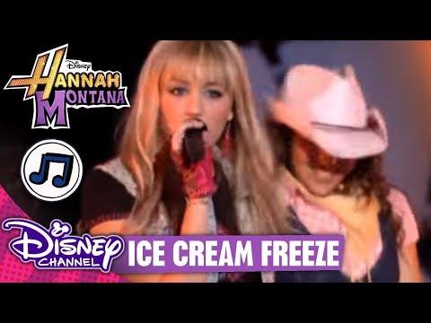 Miley Cyrus - Ice Cream Freeze