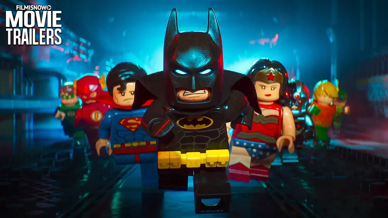 The LEGO Batman Movie - Batcave Teaser Trailer (Will Arnett) HD