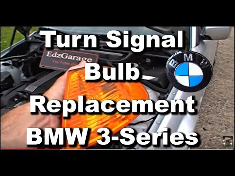how to change front turn blinker bulb