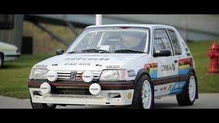 I maghi del garage - Peugeot 205