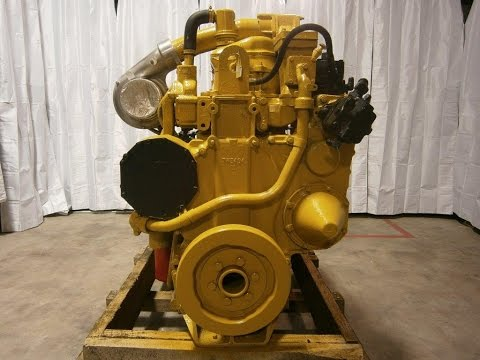 media caterpillar 3406c 425 hp jake brake engine for sale