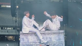 190608 Dionysus @ BTS 방탄소년단 Speak Yourself Tour Stade de France Paris Concert Live Fancam