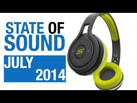 State Of Sound - July 2014 - Dj Khaled Teams Up With Bang & Olufsen + Bose Sues Beats video