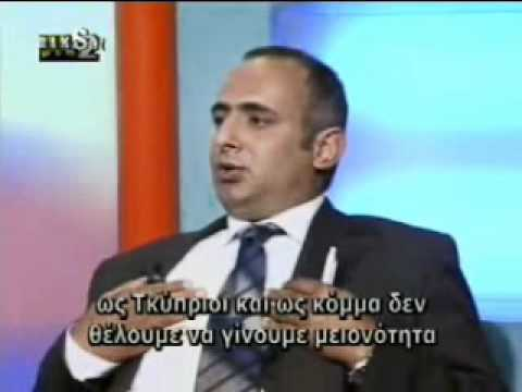 Cyprus Intercommunal Dialogue - Biz Emeis - 11 March 2008