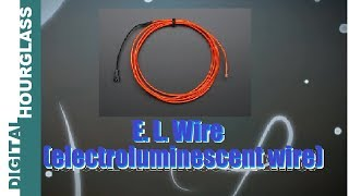 REVIEW: EL Wire - Shoot dance in costume