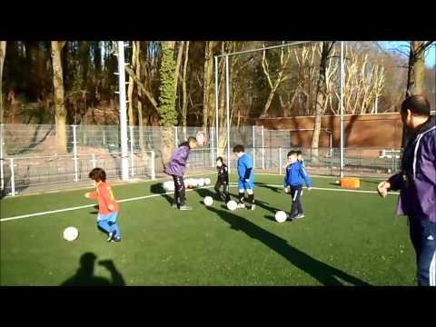 Sporting Club Vilvoorde Krokusstage 2014 en bezoek Rode Duivels