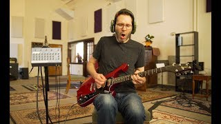 Paul Gilbert - Havin' It (Official Music Video) 2019