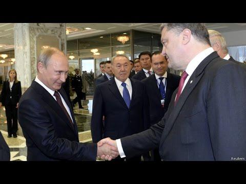 Порошенко продал Крым Путину в обмен на Газ!!! Украина в Шоке!!!