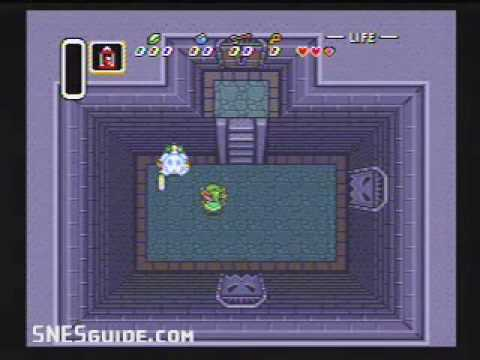 Legend of Zelda: A Link to the Past - SNES Gameplay
